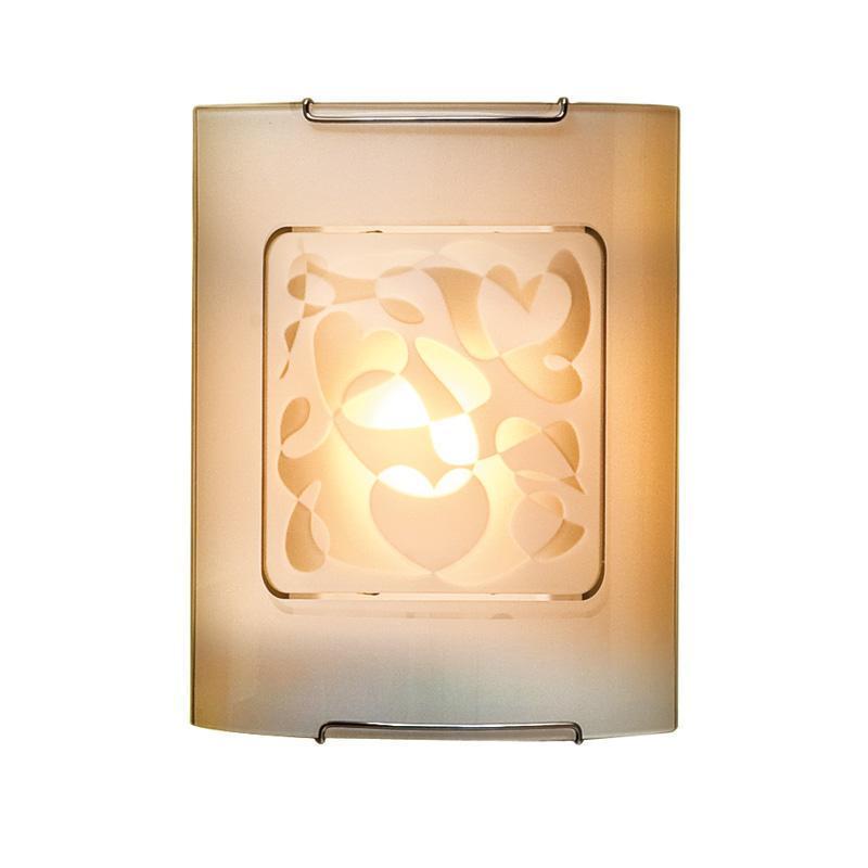 Бра CitiluxНастенные светильники и бра<br>Тип: настенный,<br>Назначение светильника: для комнаты,<br>Стиль светильника: модерн,<br>Материал светильника: металл, стекло,<br>Тип лампы: накаливания,<br>Количество ламп: 1,<br>Мощность: 100,<br>Патрон: Е27,<br>Цвет арматуры: серебристый,<br>Длина (мм): 90,<br>Ширина: 200,<br>Высота: 250,<br>Диаметр: 200<br>