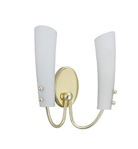 Бра CitiluxНастенные светильники и бра<br>Тип: бра,<br>Назначение светильника: для комнаты,<br>Стиль светильника: модерн,<br>Материал светильника: металл, стекло,<br>Тип лампы: галогенная,<br>Количество ламп: 2,<br>Мощность: 60,<br>Патрон: G9,<br>Цвет арматуры: золото,<br>Длина (мм): 120,<br>Ширина: 190,<br>Высота: 230,<br>Диаметр: 190<br>
