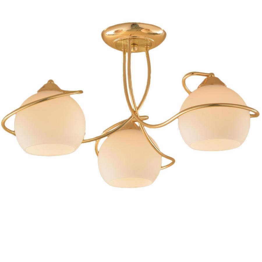 Люстра CitiluxЛюстры<br>Назначение светильника: для комнаты,<br>Стиль светильника: классика,<br>Тип: подвесная,<br>Материал светильника: металл, стекло,<br>Материал плафона: стекло,<br>Материал арматуры: металл,<br>Длина (мм): 610,<br>Ширина: 610,<br>Диаметр: 610,<br>Высота: 290,<br>Количество ламп: 3,<br>Тип лампы: накаливания,<br>Мощность: 100,<br>Патрон: Е27,<br>Цвет арматуры: золото<br>
