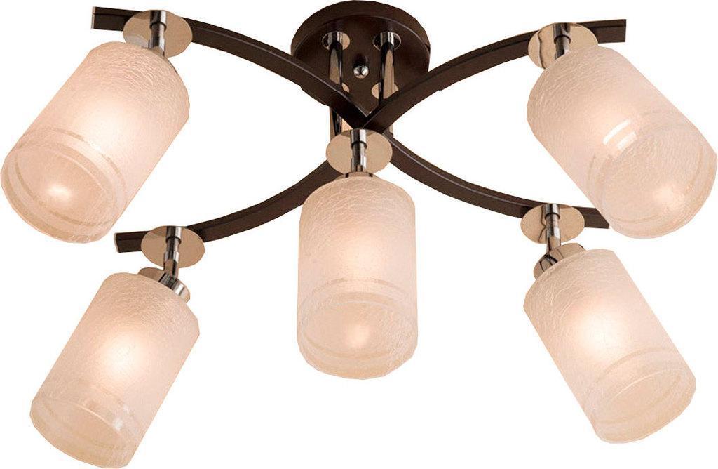 Люстра CitiluxЛюстры<br>Назначение светильника: для гостиной,<br>Стиль светильника: модерн,<br>Тип: подвесная,<br>Материал светильника: дерево, стекло,<br>Материал плафона: стекло,<br>Материал арматуры: металл,<br>Ширина: 330,<br>Диаметр: 450,<br>Высота: 330,<br>Количество ламп: 5,<br>Тип лампы: накаливания,<br>Мощность: 75,<br>Патрон: Е27,<br>Цвет арматуры: дерево<br>
