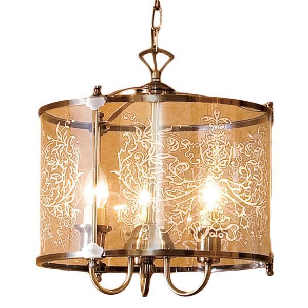 Люстра CitiluxЛюстры<br>Назначение светильника: для комнаты,<br>Стиль светильника: модерн,<br>Тип: подвесная,<br>Материал светильника: металл,<br>Материал арматуры: металл,<br>Диаметр: 370,<br>Высота: 1350,<br>Количество ламп: 3,<br>Тип лампы: накаливания,<br>Мощность: 60,<br>Патрон: Е14,<br>Цвет арматуры: золото<br>