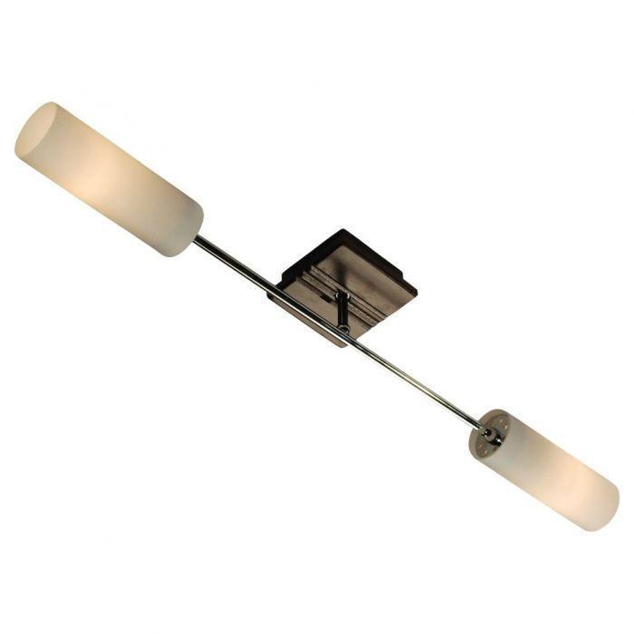 Светильник настенно-потолочный CitiluxСветильники настенно-потолочные<br>Мощность: 60,<br>Количество ламп: 2,<br>Назначение светильника: для комнаты,<br>Стиль светильника: модерн,<br>Материал светильника: металл, дерево, стекло,<br>Тип лампы: накаливания,<br>Длина (мм): 700,<br>Ширина: 700,<br>Высота: 100,<br>Диаметр: 700,<br>Патрон: Е14,<br>Цвет арматуры: коричневый<br>