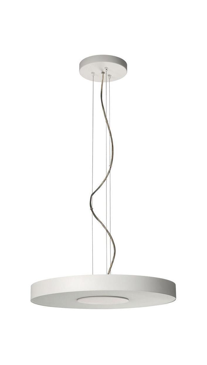 Светильник подвесной CitiluxСветильники подвесные<br>Количество ламп: 1, Мощность: 60, Назначение светильника: для кухни, Стиль светильника: хай-тек, Материал светильника: металл, стекло, Диаметр: 420, Высота: 1500, Длина (мм): 450, Ширина: 450, Тип лампы: галогенная, Патрон: G9, Цвет арматуры: белый<br>