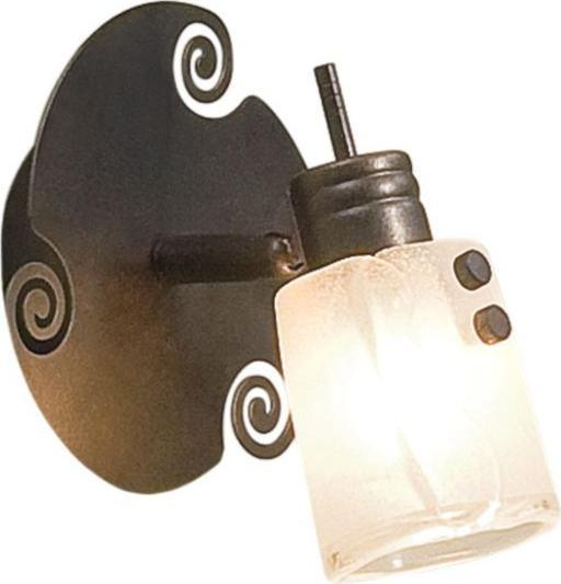 Спот Citilux - CitiluxСпоты<br>Тип: спот,<br>Стиль светильника: модерн,<br>Материал светильника: металл,<br>Количество ламп: 1,<br>Тип лампы: галогенная,<br>Мощность: 40,<br>Патрон: G9,<br>Цвет арматуры: коричневый,<br>Диаметр: 130<br>