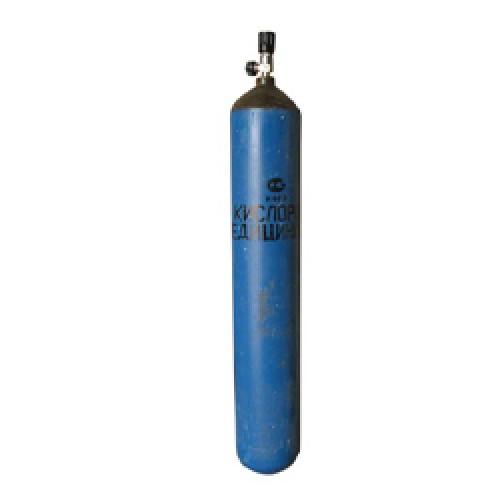 Баллон БАРСГазосварочное оборудование<br>Тип: баллон, Тип газа/топлива: кислород, Назначение: для хранения газов, Вес нетто: 15<br>