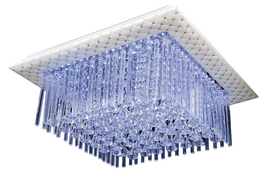 Люстра Lamplandia - LamplandiaЛюстры<br>Назначение светильника: для комнаты,<br>Стиль светильника: классика,<br>Тип: потолочная,<br>Материал светильника: металл, кожа,<br>Материал плафона: хрусталь,<br>Материал арматуры: металл,<br>Длина (мм): 640,<br>Ширина: 640,<br>Высота: 250,<br>Количество ламп: 20,<br>Тип лампы: накаливания,<br>Мощность: 20,<br>Патрон: G4,<br>Пульт ДУ: есть,<br>Цвет арматуры: серебро<br>