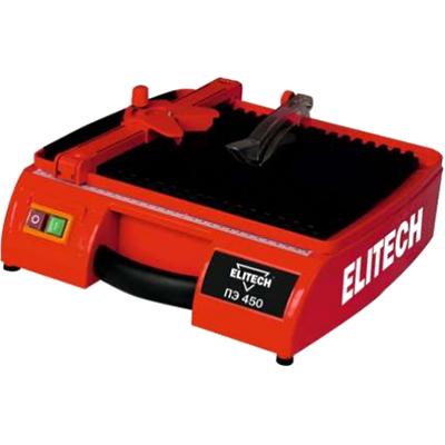 Плиткорез электрический Elitech Пэ 450