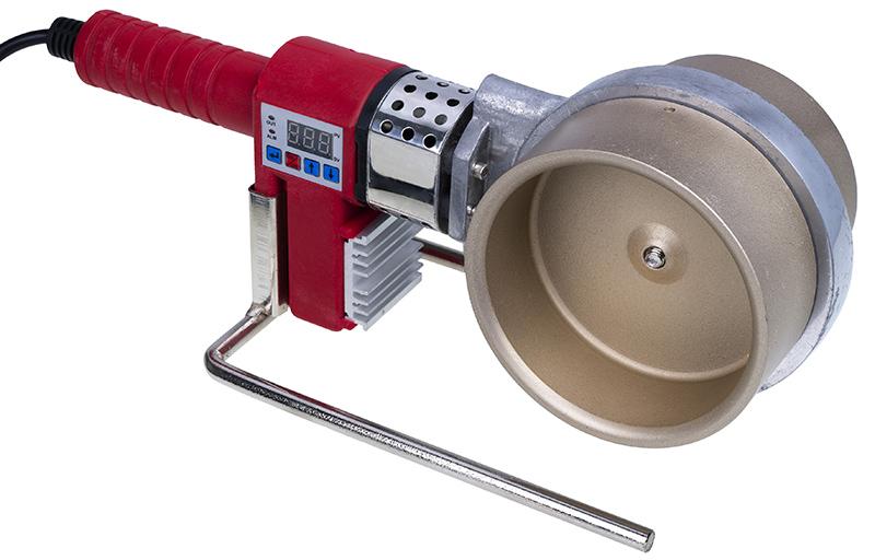 Аппарат для сварки пластиковых труб Super-ego