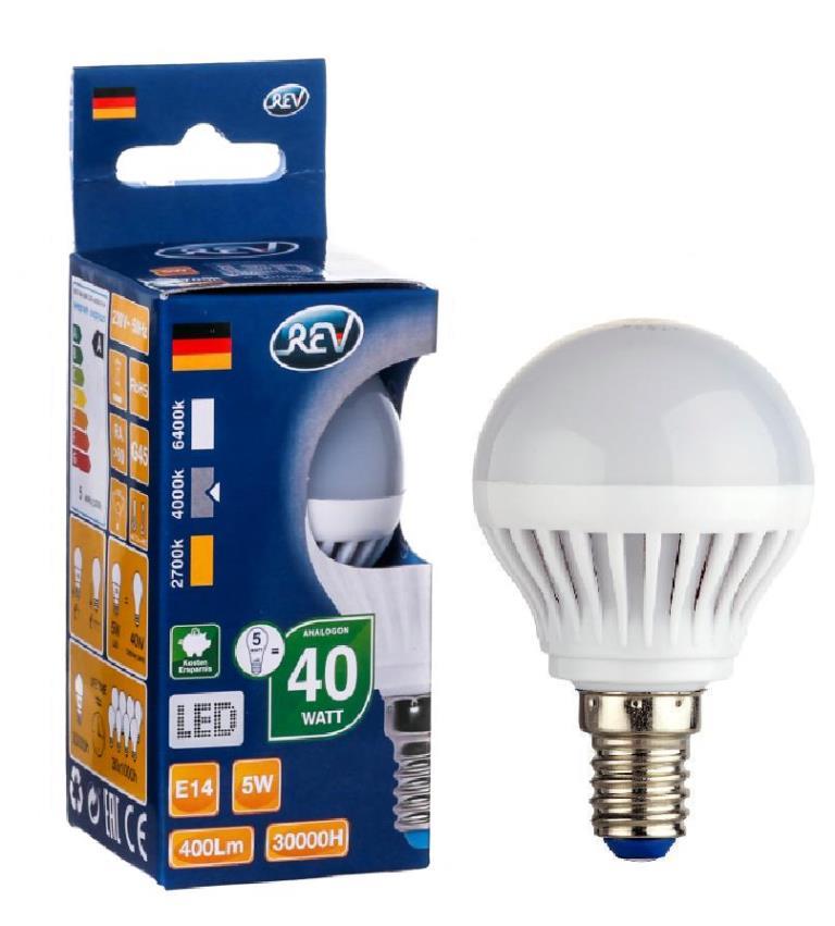 Лампа светодиодная Rev ritter