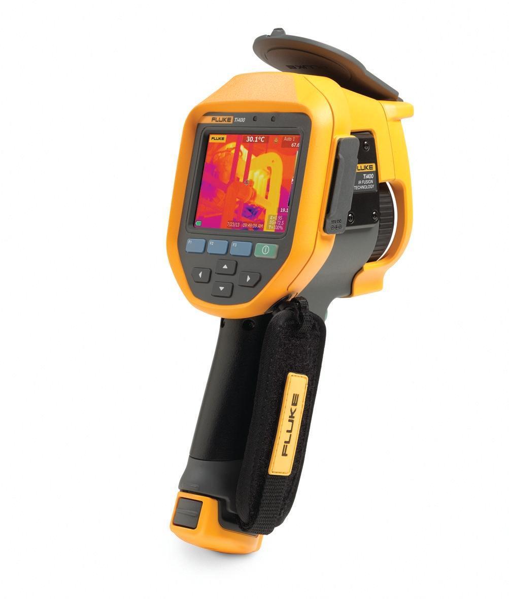 Тепловизор FlukeТепловизоры<br>Мин. температура: -10,<br>Макс. температура: 250,<br>Температура: -10+250,<br>Относительная влажность: 10-95,<br>Степень защиты от пыли и влаги: IP 54,<br>Вес нетто: 4.9<br>