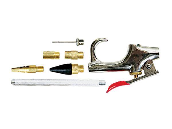 Пистолет продувочный MatrixПистолеты пневматические<br>Тип: продувочный<br>