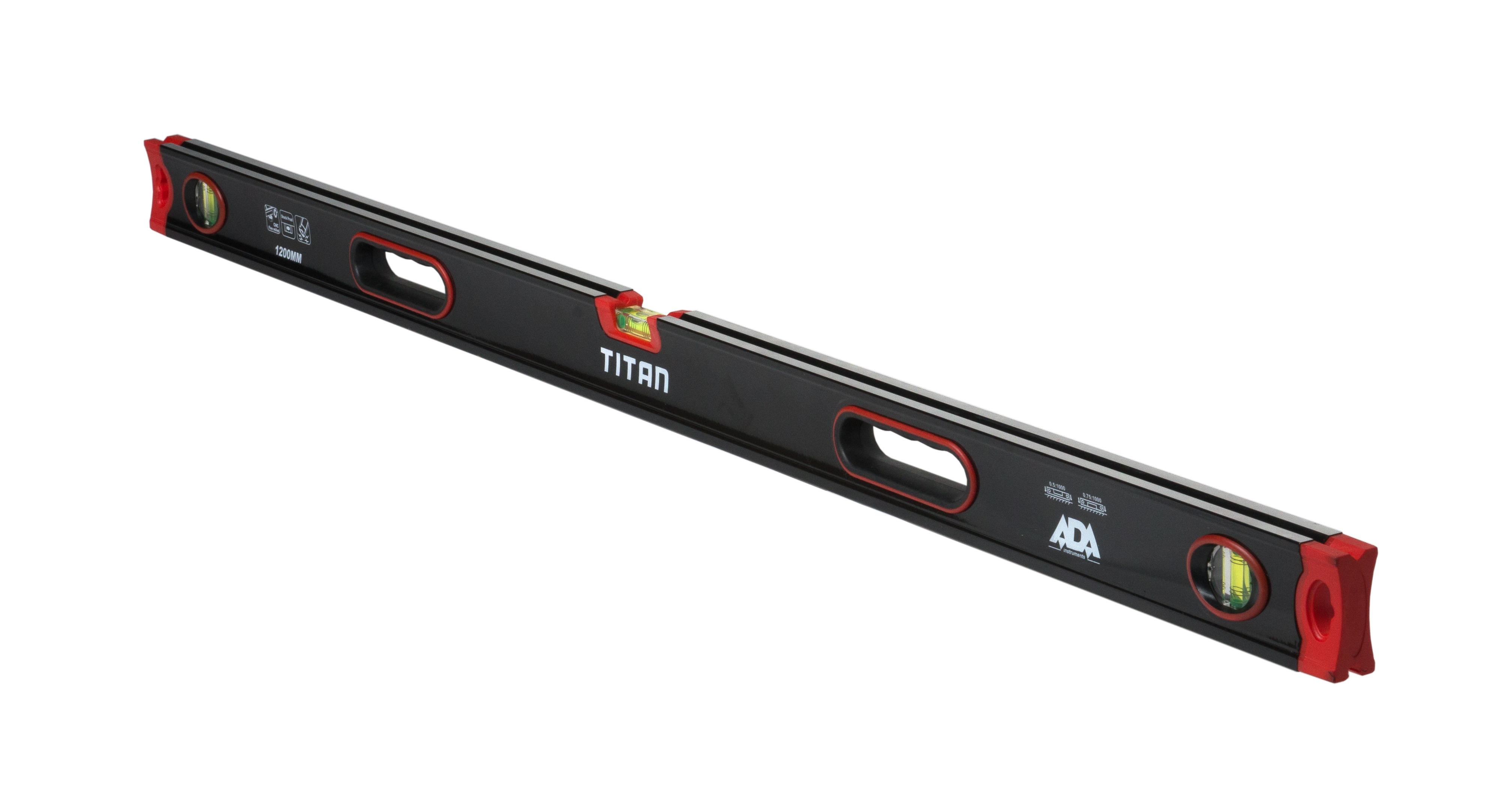 Titan 1200, Уровень
