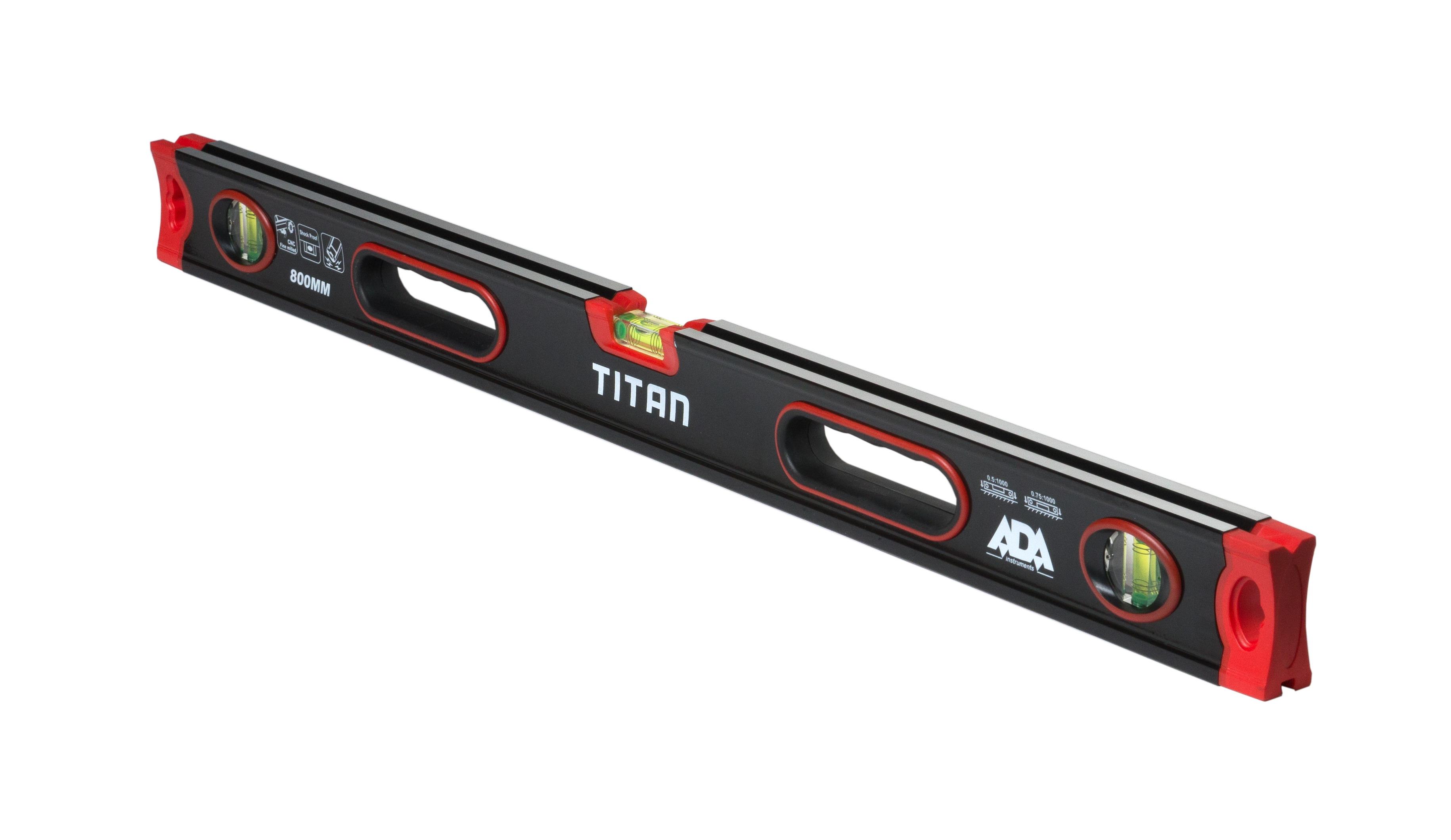 Titan 800, Уровень