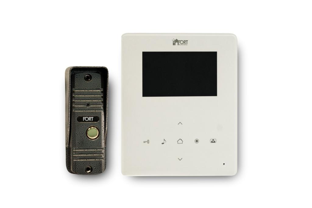 Видеодомофон Fort automatics
