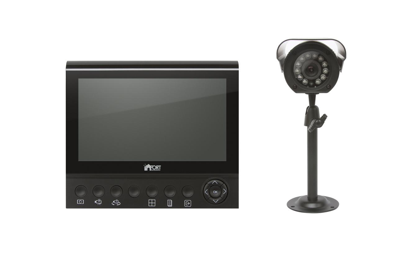Комплект видеонаблюдения Fort automatics