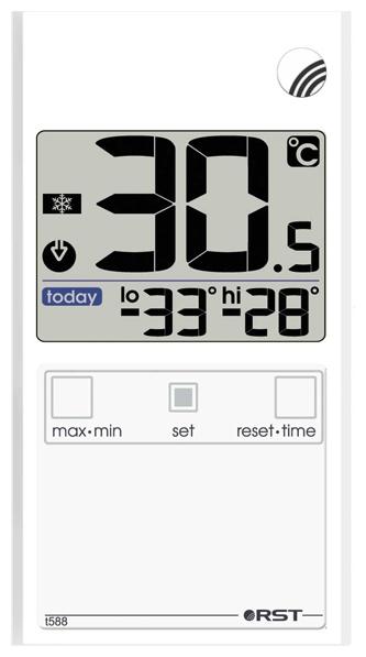 Термометр Rst