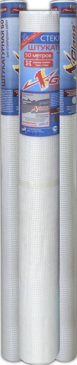 Сетка X-glassВспомогательный малярный инструмент<br>Тип: сетка, Длина (мм): 20000, Материал: стеклотканевая<br>