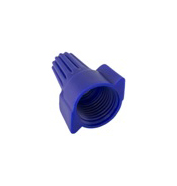 Зажим ТДМАксессуары для электромонтажа<br>Тип аксессуара: зажим,<br>Степень защиты от пыли и влаги: IP 20,<br>Цвет: синий<br>