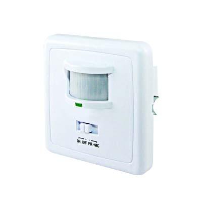 Датчик движения ТДМДатчики движения<br>Максимальная подключаемая мощность: 500, Радиус действия: 12, Материал: пластик<br>