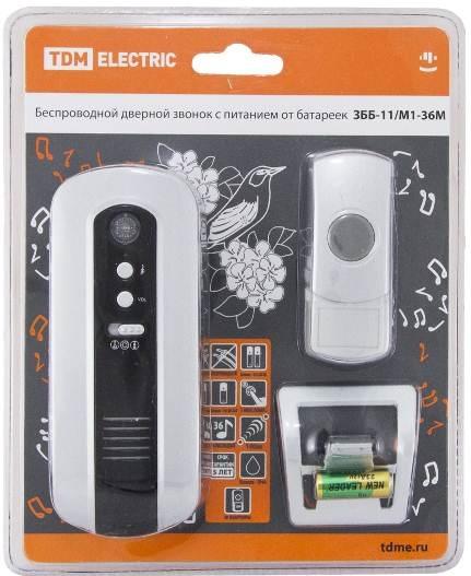 Звонок ТДМ Sq1901-0004