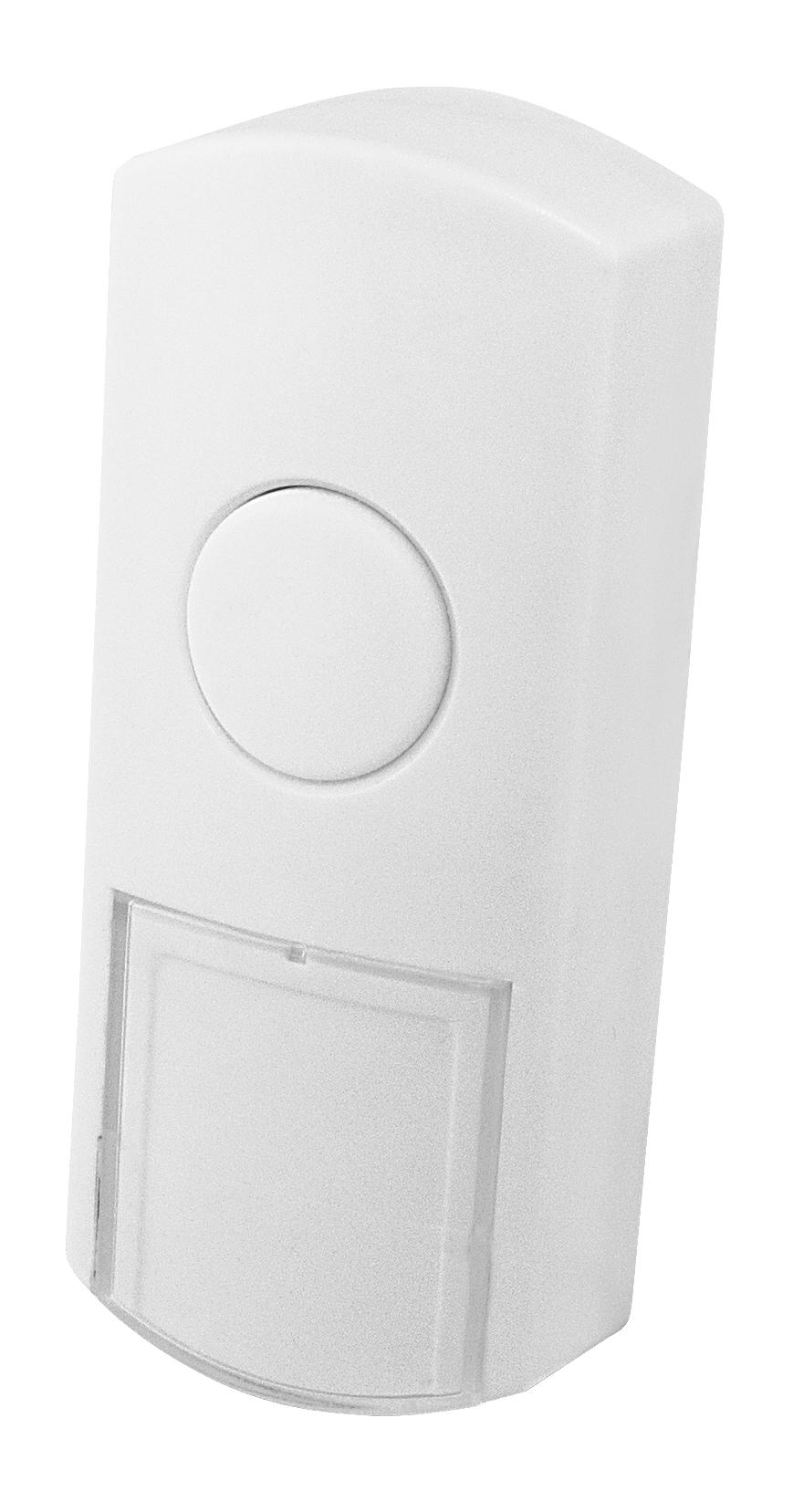 Кнопка ТДМЗвонки<br>Тип: кнопка,<br>Тип звонка: проводной,<br>Цвет: белый,<br>Источники питания: сеть 220v,<br>Степень защиты от пыли и влаги: IP 20,<br>Количество каналов: 1<br>