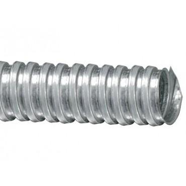 Металлорукав ТДМКабель-каналы, трубы<br>Тип: металлорукав,<br>Наружный диаметр: 32.7,<br>Внутренний диаметр: 23.7,<br>Длина бухты: 20,<br>Цвет: черный<br>
