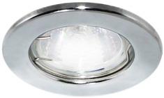 Светильник встраиваемый ТДМСветильники встраиваемые<br>Стиль светильника: модерн,<br>Форма светильника: круг,<br>Материал светильника: металл,<br>Количество ламп: 1,<br>Тип лампы: светодиодная,<br>Мощность: 50,<br>Патрон: G5.3,<br>Цвет арматуры: белый<br>