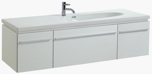 Раковина LaufenРаковины (умывальники)<br>Тип: раковина,<br>Назначение умывальника(раковины): для ванной,<br>Ширина: 1600,<br>Глубина: 150,<br>Форма раковины: прямоугольная,<br>Цвет: белый,<br>Отверстие под смеситель: нет,<br>Материал: керамика,<br>Тип установки раковины: подвесной<br>