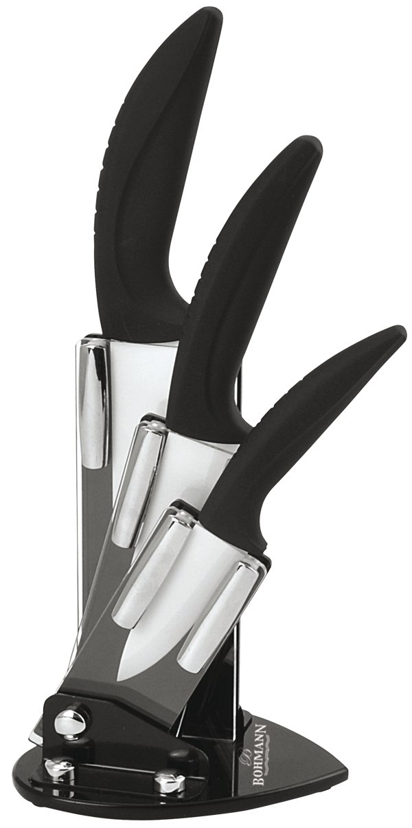 Ножи, мусаты, ножеточки