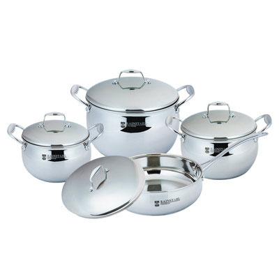 Набор посуды Rainstahl
