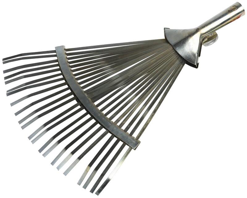 Грабли GrindaГрабли<br>Тип: грабли,<br>Конструкция: веерные,<br>Материал зубцов: металл,<br>Количество зубьев: 22,<br>Вес нетто: 0.4<br>