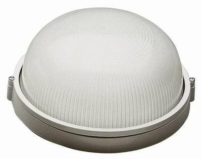 Светильник для производственных помещений ТДМСветильники офисные, промышленные<br>Назначение светильника: для производственных помещений,<br>Тип лампы: накаливания,<br>Мощность: 60,<br>Количество ламп: 1,<br>Патрон: Е27,<br>Степень защиты от пыли и влаги: IP 54,<br>Цвет: белый,<br>Диаметр: 178,<br>Высота: 85<br>