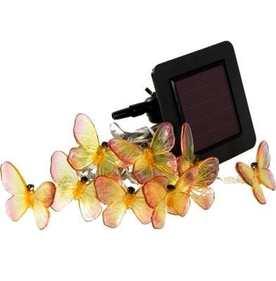 Светильник уличный ТДМСветильники на солнечных батареях<br>Тип установки: подвесной,<br>Форма светильника: насекомые,<br>Количество ламп: 1,<br>Тип лампы: светодиодная,<br>Степень защиты от пыли и влаги: IP 44,<br>Солнечная батарея: есть<br>