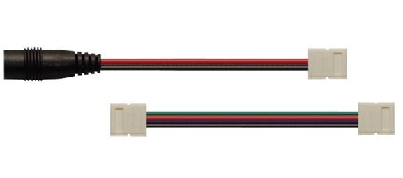 Коннектор ТДМСветодиодные ленты, дюралайт<br>Ширина ленты: 10,<br>Тип: коннектор<br>