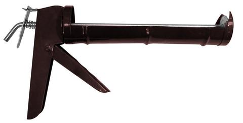 Пистолет для герметика BiberПистолеты для монтажной пены и герметика<br>Тип: для герметика,<br>Объем картриджа (тубы): 310<br>