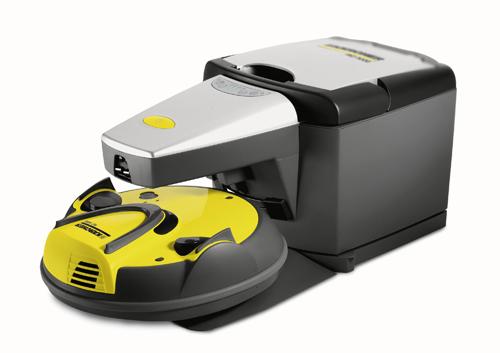 Пылесос робот Karcher