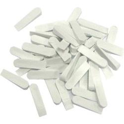 Клинья для кафеля BiberКрестики для кафеля<br>Тип: клинья,<br>Количество в упаковке: 50,<br>Толщина: 35<br>