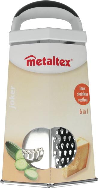 Тёрка Metaltex