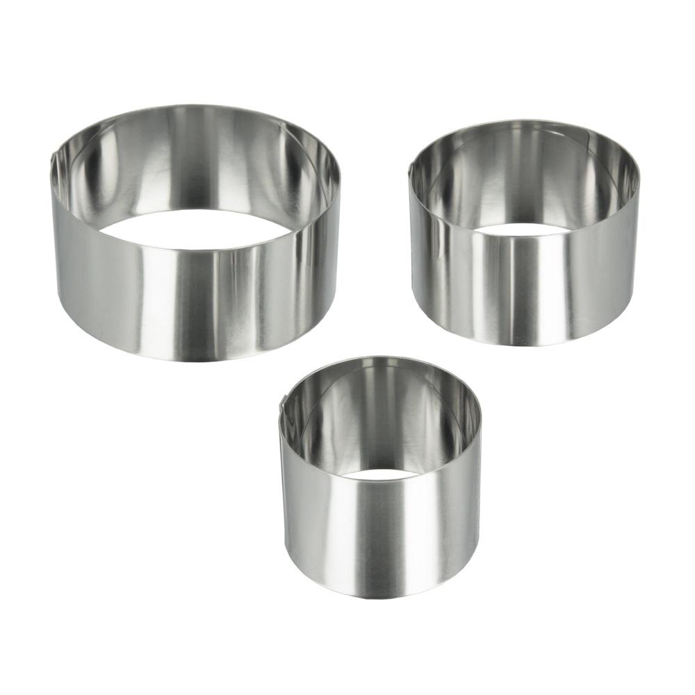 Кольца кулинарные Metaltex