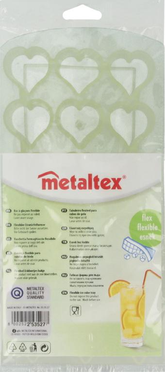 Формы для льда Metaltex