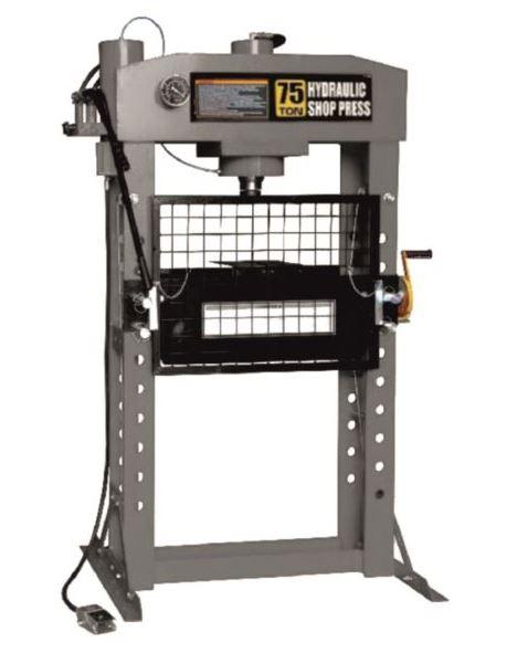 Пресс WiederkraftОборудование для кузовного ремонта<br>Тип: пресс<br>