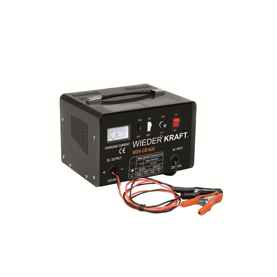 Зарядное устройство Wiederkraft Wdk-cb1620