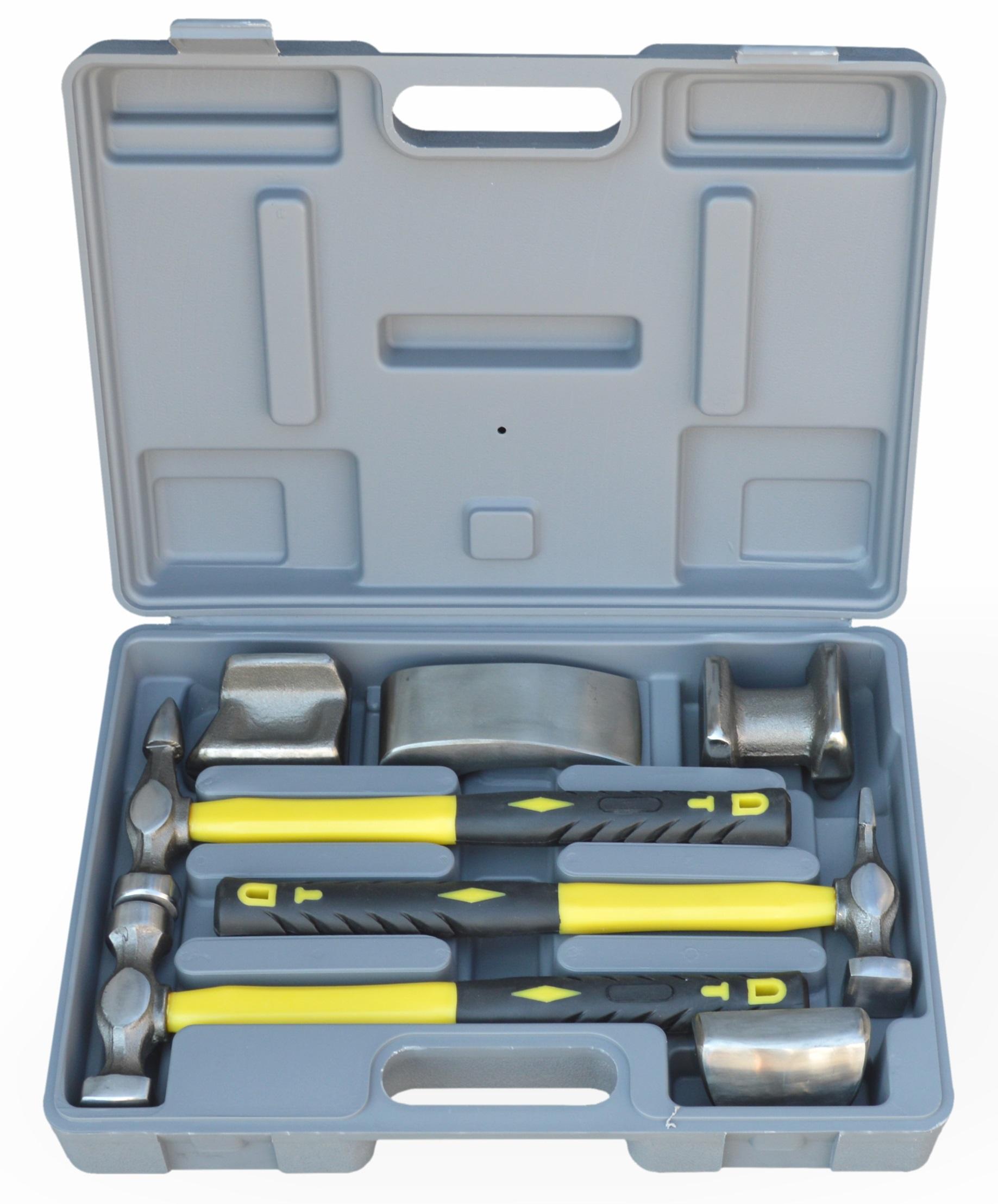 Набор WiederkraftОборудование для кузовного ремонта<br>Тип: для рихтовки корпуса<br>