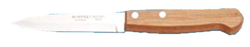 Нож кухонный MarvelНожи, мусаты, ножеточки<br>Тип: нож,<br>Назначение: универсальный,<br>Материал: нержавеющая сталь,<br>Длина (мм): 100<br>