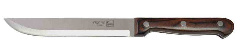 Нож кухонный MarvelНожи, мусаты, ножеточки<br>Тип: нож, Назначение: универсальный, Материал: нержавеющая сталь, Длина (мм): 170<br>