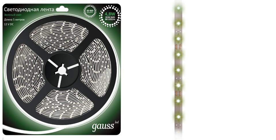 Световая лента Gauss