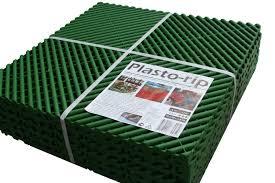 Садовая плитка пластиковая Plasto rip Rip пз