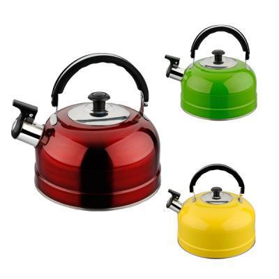 Чайник со свистком IritЧайники со свистком<br>Тип: чайник со свистком,<br>Объем: 4,<br>Материал: сталь,<br>Со свистком: есть<br>