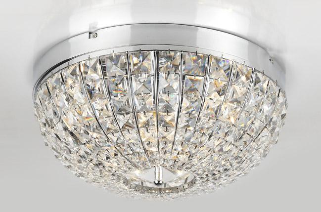 Люстра RivoliЛюстры<br>Назначение светильника: для гостиной,<br>Стиль светильника: классика,<br>Тип: потолочная,<br>Материал светильника: металл, хрусталь,<br>Материал арматуры: металл,<br>Длина (мм): 225,<br>Ширина: 400,<br>Высота: 400,<br>Количество ламп: 6,<br>Тип лампы: накаливания,<br>Мощность: 40,<br>Патрон: Е14,<br>Цвет арматуры: хром,<br>Вес нетто: 5.5<br>