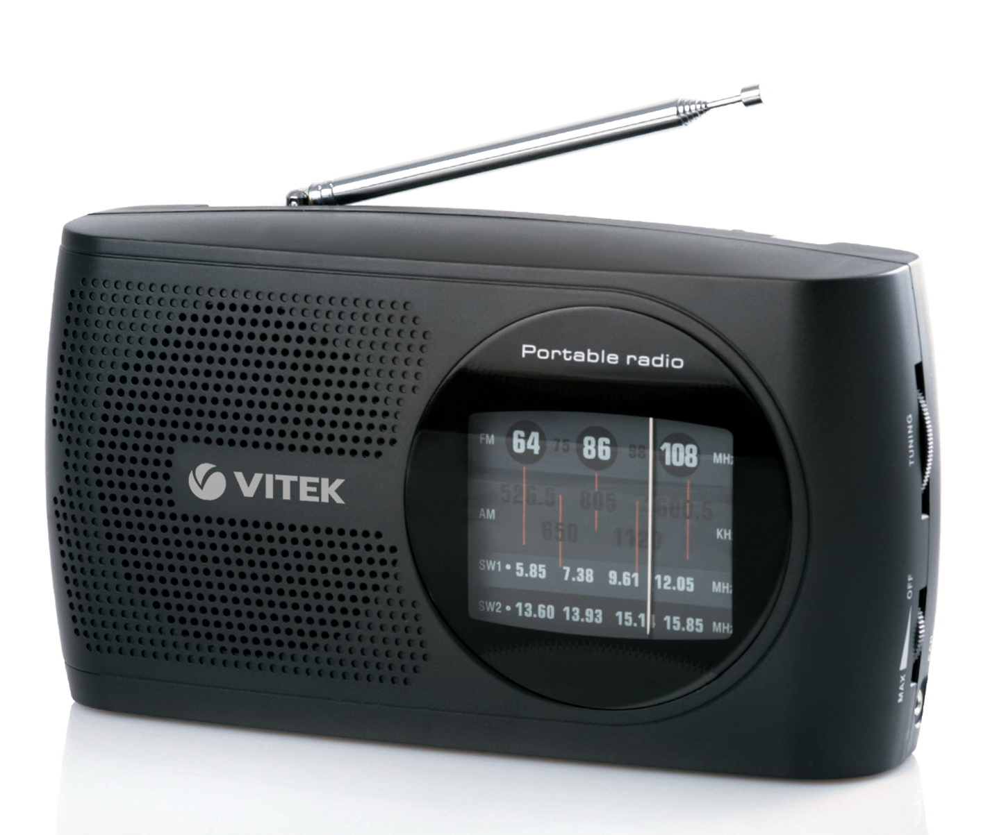 ����� Vitek Vt-3587(bk)